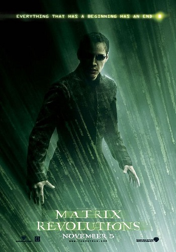 The Matrix Revolutions [BD25] [Latino]