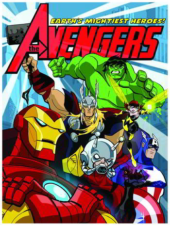 The Avengers: Earth's Mightiest Heroes Volumen 3
