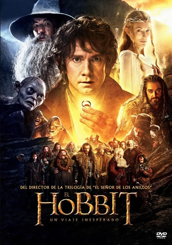 The Hobbit: An Unexpected Journey [Latino]