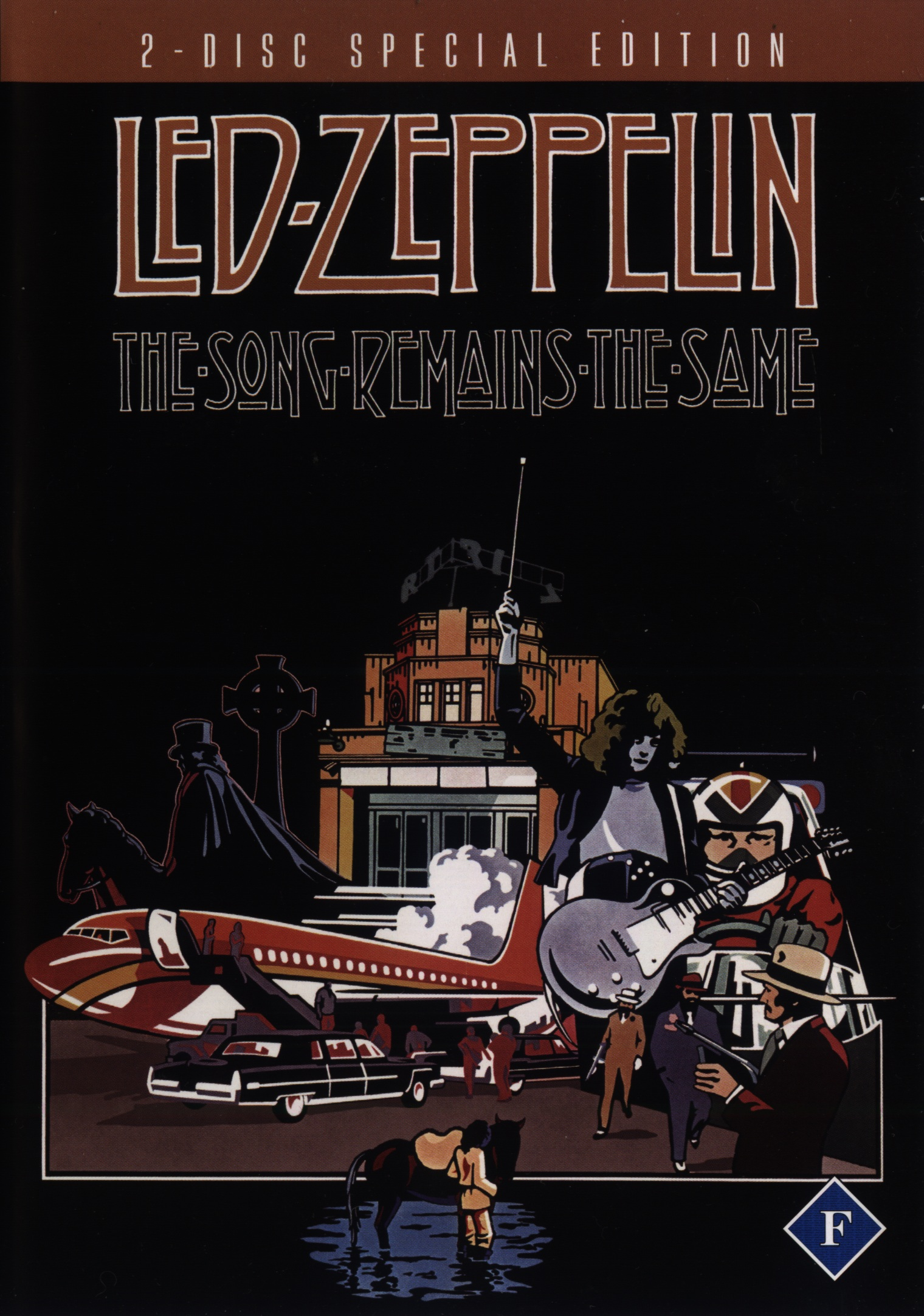 Led Zeppelin: The Song Remains The Same