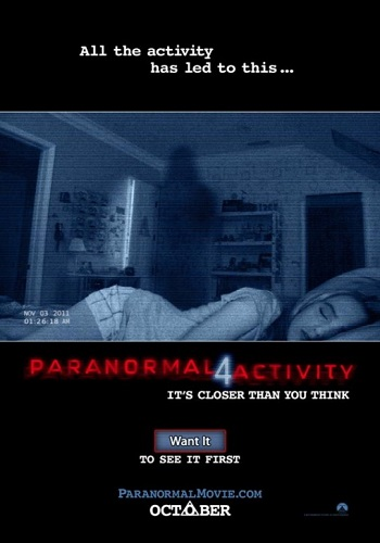 Paranormal Activity 4 [Latino]