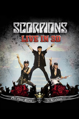 Scorpions: Live in 3D  Live Get Your Sting & Blackout