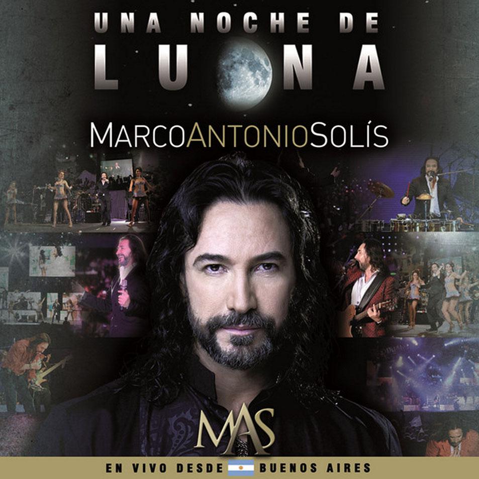 Marco Antonio Solís: Una Noche De Luna
