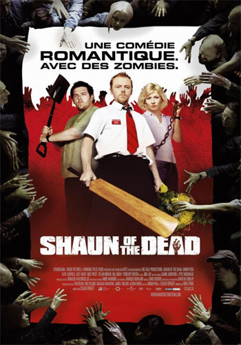 Shaun Of The Dead [DVD9] [Latino]