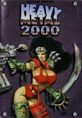 Heavy Metal 2000 [Latino]
