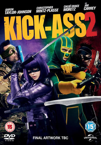 Kick-Ass 2 [DVDBD]