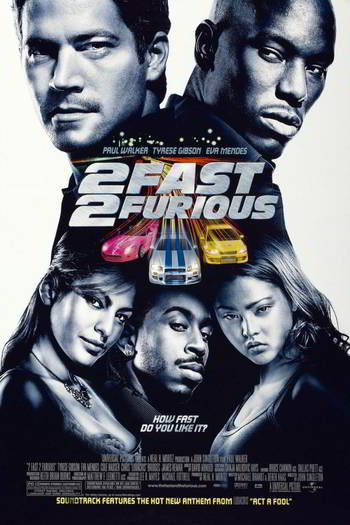 2 Fast 2 Furious [BD25][Latino]