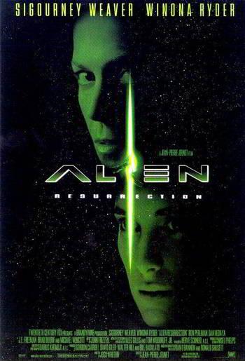 Alien Resurrection [BD25][Latino]