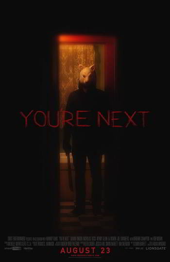 You're Next [DVD9][Latino]