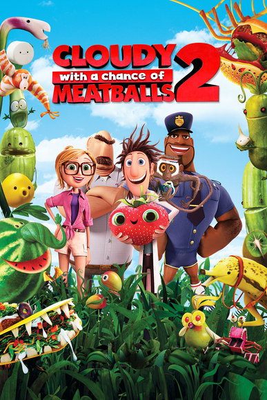 Cloudy with a Chance of Meatballs 2 [BD25][Latino]