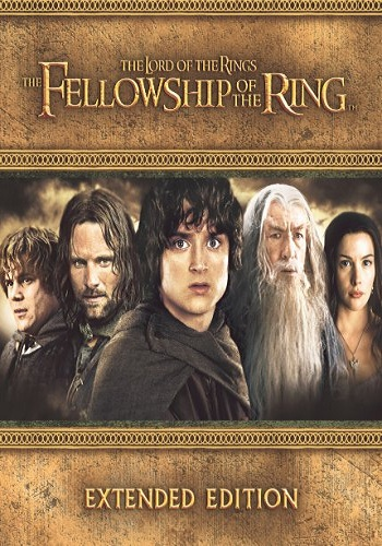 The Lord Of The Rings: The Fellowship Of The Ring Extended [BD50]