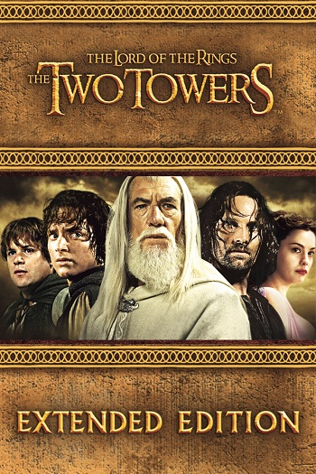 The Lord Of The Rings: The Two Towers Extended [BD50]