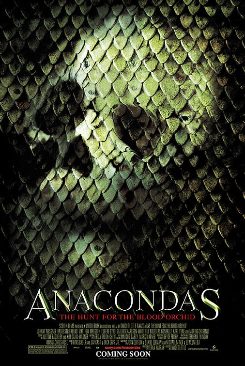 Anacondas: The Hunt For The Blood Orchid [Latino]