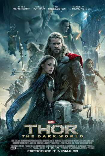 Thor: The Dark World 3D [BD50][Latino]