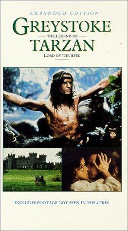 Greystoke: The Legend Of Tarzan, Lord Of The Apes [Latino]