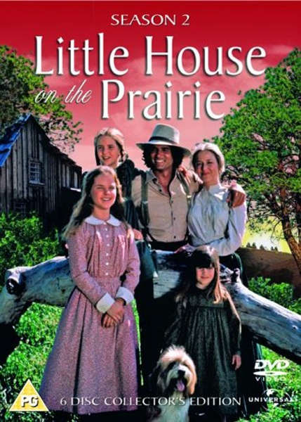 Little House on the Prairie [Season 2][Latino]
