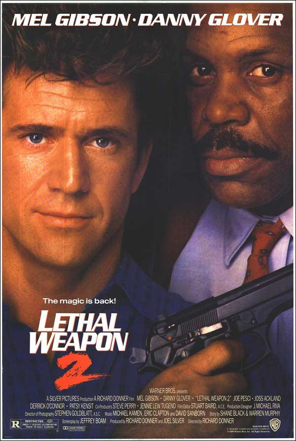 Lethal Weapon 2 [Latino]