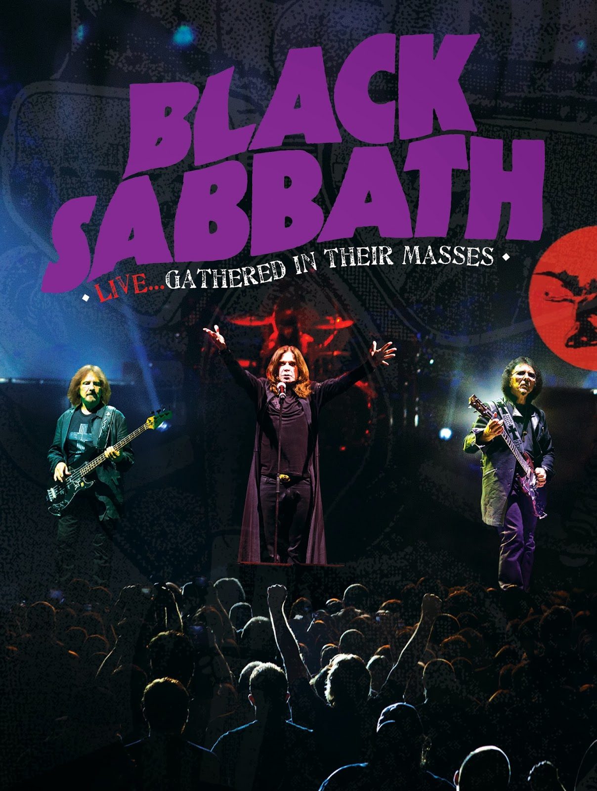 Black Sabbath: Live… Gathered In Their Masses [DVD9]