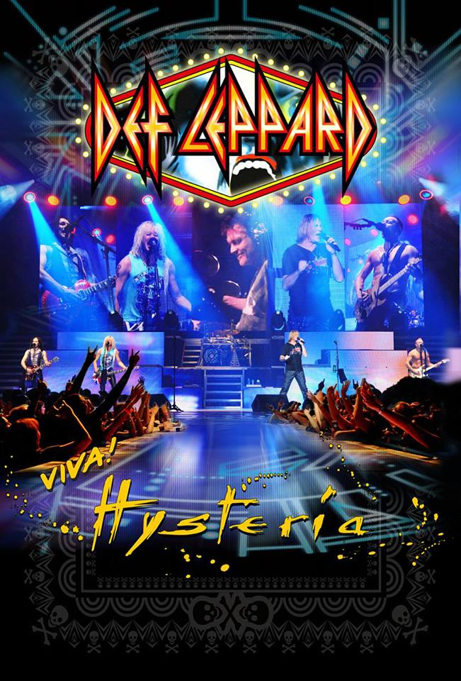 Def Leppard: Viva! Hysteria – Live At The Joint Las Vegas [DVD9]