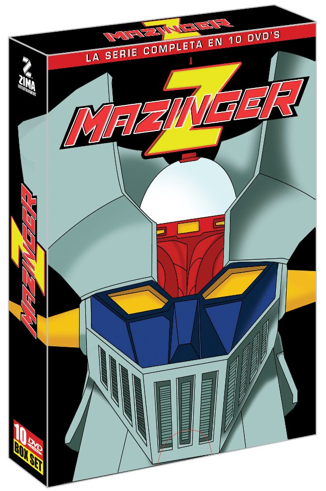 Z Mazinger Descargar Espaol Latino En De Download Capitulos