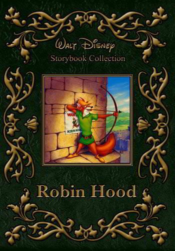 Disney Classics 21: Robin Hood [Latino]