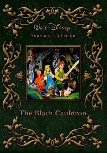 Disney Classics 25: The Black Cauldron [Latino]