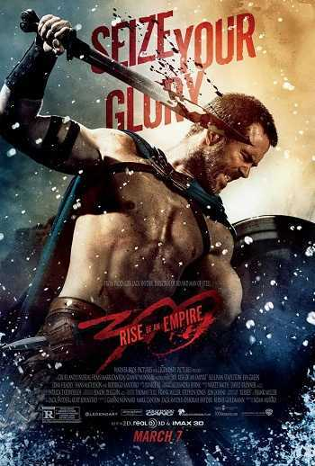 300: Rise Of An Empire [DVDBD][Latino]