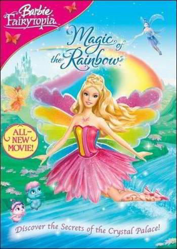 Barbie Fairytopia: Magic Of Rhe Rainbow [Latino]