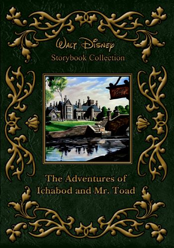 Disney Classics 11: The Adventures Of Ichabod And Mr. Toad [Latino]