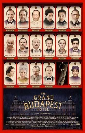The Grand Budapest Hotel [BD25][Latino]