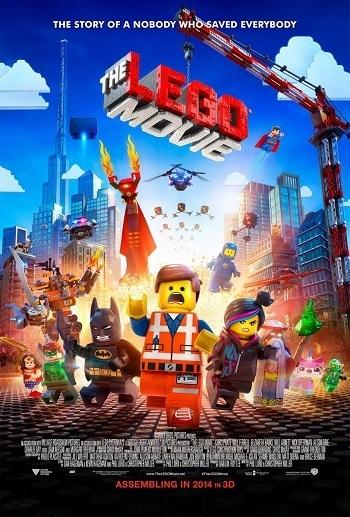 The Lego Movie [BD25][Latino]