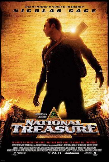 National Treasure [Latino]