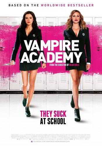 Vampire Academy [Latino]