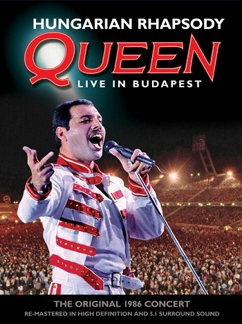 Queen: Live at Budapest [BD25]