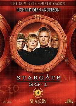 Stargate SG1: Season 4 [Latino]