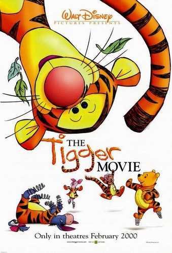The Tigger Movie [Latino]