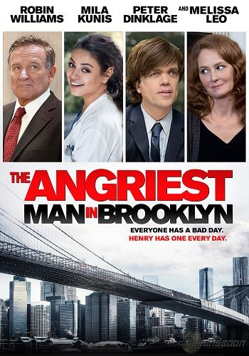 The Angriest Man in Brooklin [BD25]