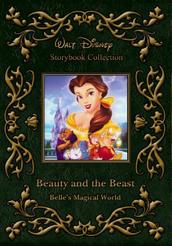 Disney Collection: Beauty And The Beast: Belle's Magical World [Latino]