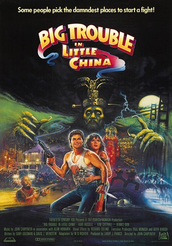Big Trouble In Little China [Latino]
