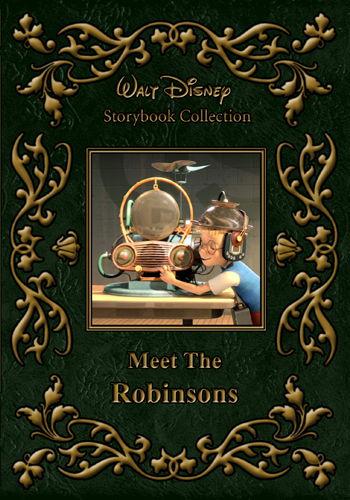 Disney Classics 47: Meet The Robinson [Latino]