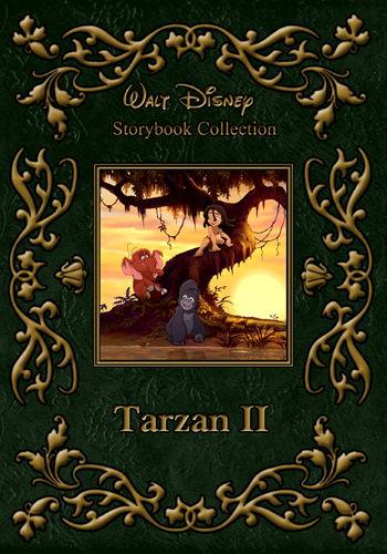 Disney Collection: Tarzan 2 [Latino]
