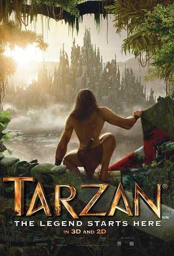 Tarzan [BD25][2D+3D][Latino]