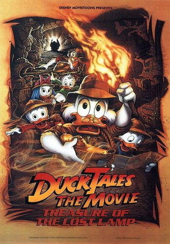 DuckTales: The Movie – Treasure Of The Lost Lamp [Latino]