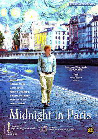 Midnight In Paris [Latino]
