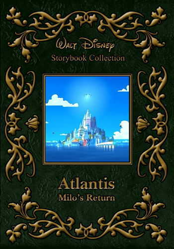 Disney Collection: Atlantis: Milo's Return [DVD9] [Latino]