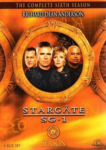 Stargate SG1: Season 6 [Latino]