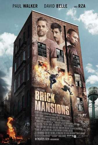 Brick Mansions [BD25]