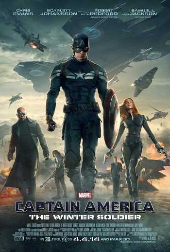 Captain America: The Winter Soldier [DVD9][Latino]