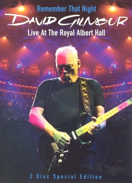 David Gilmour: Remember That Night [DVD9]