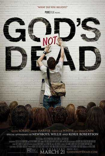 God's Not Dead [BD25][Latino]
